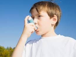 حساسية الصدر عند الاطفال