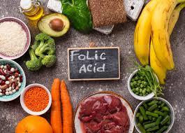Photo of حمض الفوليك(folic acid)(vitamin B 9)