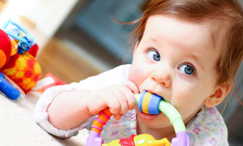 Photo of التسنين عند الاطفال