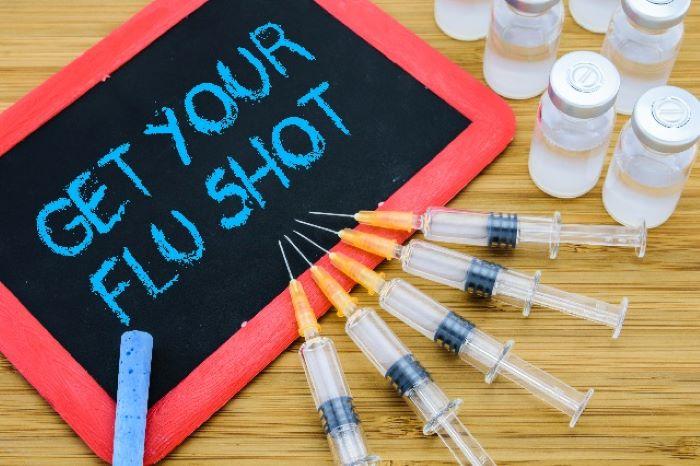 Photo of لقاح الإنفلونزا الموسمية Influenza vaccine